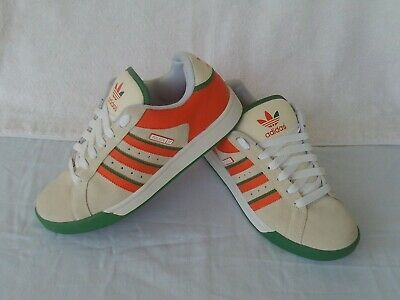 32a96c92d Rare Adidas Polson St Skateboard Shoes Mens 9.5 Food Court Vintage Sneakers  +++