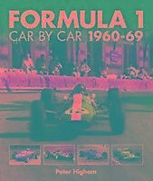 Formula 1: Car by Car - 1960-69-NEW-9781910505182 by Higham, Peter