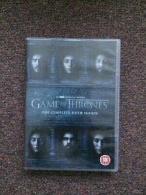 Game Of Thrones Complete Season 6 - DVD (Region 2)