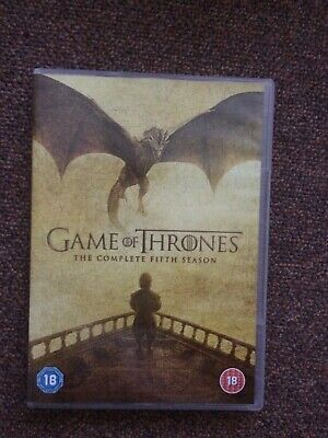 Game of Thrones Complete Season 5 - DVD (Region 2)