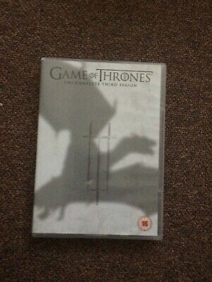 Game of Thrones Complete Season 3 - DVD (Region 2)