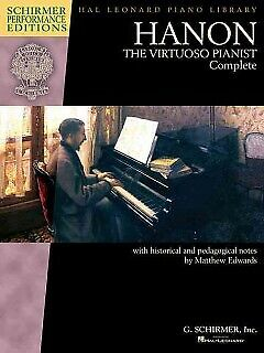 The Virtuoso Pianist Complete - NEW - 9781480367371 by Hanon, Charles-louis (COP