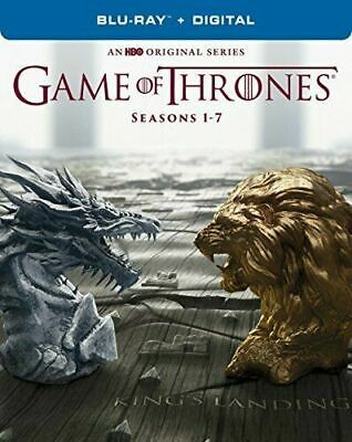 Game of Thrones: The Complete Seasons 1-7 Blu-ray Disc, Includes Digital NEW
