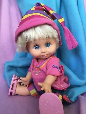 Galoob Baby Face Doll So Sorry Sarah ~ Dressed ~ NEW PHOTOS OF HER Nude Now!