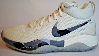 3a36b8dddaa0a Nike Zoom Rev Girls Eybl Pe Promo Sample Basketball Shoes Aa3419-100 Mens  7.5 11