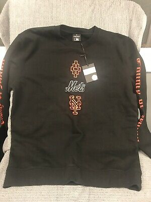 official photos 0f143 5c718 NEW MARCELO BURLON NY Mets Crewneck Sweatshirt Large Rare,sold out! MSRP  $592