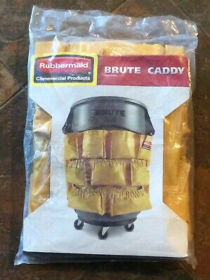 Rubbermaid Commercial Grade Caddie for BRUTE 32 & 44 Gallon Cans