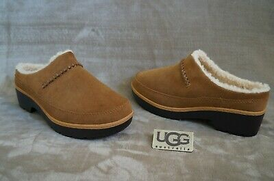 9eb0c63aabb UGG WOMEN'S LYNWOOD Clog 1098749 Chestnut Sz. 6 and 7 - $60.00 ...