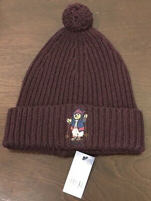 6739ee8845bd11 Polo Ralph Lauren Ski Bear Beanie Cap Cuffed Winter Hat One Size RL Skully