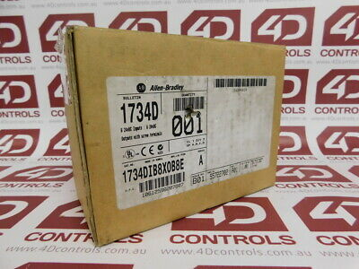 Allen Bradley 1734D-IB8XOB8E Communication Module - New Surplus Open - Series A