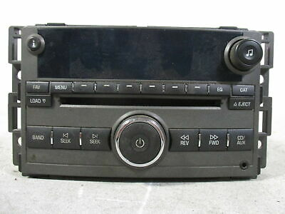2007 CHEVROLET CHEVY EQUINOX OEM DELCO Radio CD DISC Player