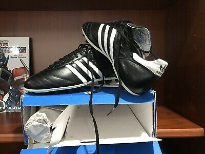 huge selection of c0620 4e3d1 Adidas Copa Mundial 25th Anniversary Black FG US 11 New Limited Rare K  Leather