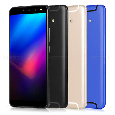 """6.0"""" A9S Android 7.0 Smart Cell phone Quad Core TWO SIM WiFi 3G GSM GPS Unlocked"""