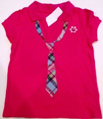 NWT GYMBOREE SMART AND SWEET BASIC PINK PLAID BLOUSE SHIRTS TOP YOU PICK BTS