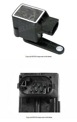 For BMW 740i Front Left or Right Headlight Adjusting Motor Vertical Aim Control