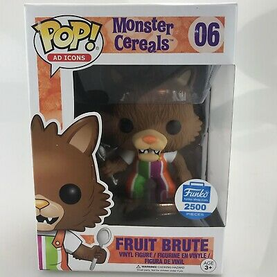 Funko POP Fruit Brute Monster Cereals Ltd 2500 13010 Ad Icons HTF