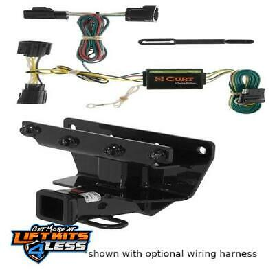 """CURT 13414 Class III Trailer Hitch With 2"""" Receiver for 2006-2010 Jeep Commander"""
