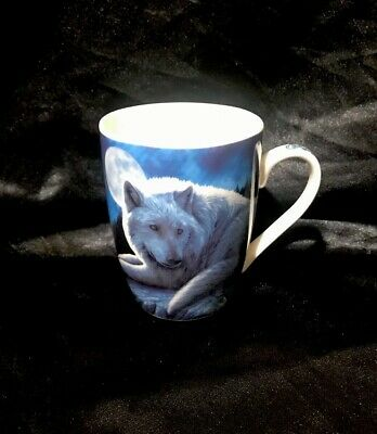 Lisa Parker Guardian Of The North  Bone China Mug Cup With Gift Box New