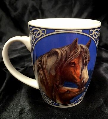 Lisa Parker Apache Bone China Mug Cup With Gift Box New