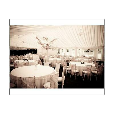 "14008384 10""x8"" (25x20cm) Print Lakeside marquee interior Belvoir..."