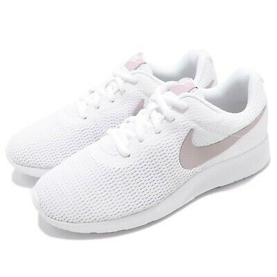 df391a32c8 Nike Wmns Tanjun White Particle Rose Women Running Shoes Sneakers 812655-102