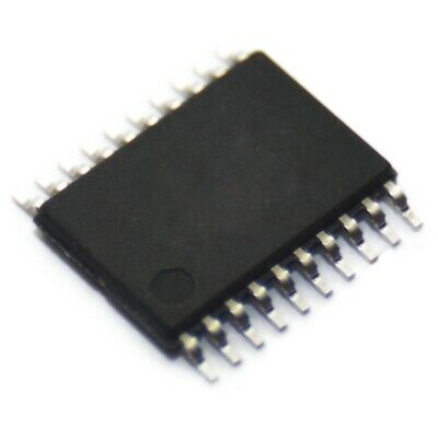 6x SN74HCT574PWR IC digital 3-state, D flip-flop, edge triggered