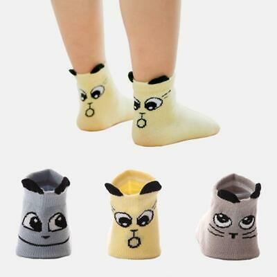 Anti-slip Warm Baby Socks Soft Cute Socks for Shoes Birthday Gift JA