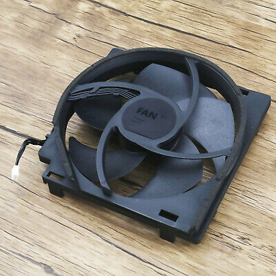 Replacement Internal Cooling Fan 5 Blades 4 Pin Black For Xbox ONE S Cooling