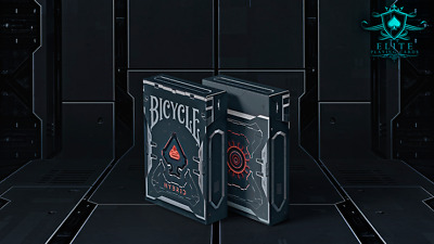 CARTE DA GIOCO BICYCLE HYBRID,poker size