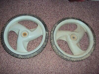 Craftsman Self Propelled Lawn Mower Rear Wheels - Beauty Craft