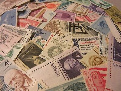 MINT USA Postage Stamp Lots all different MNH 4 CENT COMMEMORATIVE FREE SHIPPING