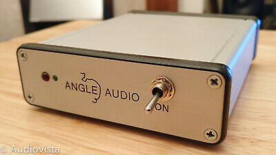 Angle Audio Phono Stage Preamp MM or High Output MC