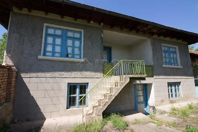 Property with 8 rooms and big garden near Yantra River, Ruse area, Bulgaria