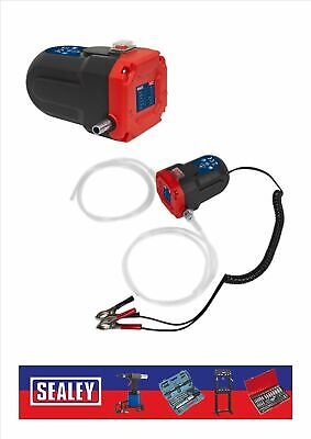 Sealey Oil / Deisel Transfer Pump 12volt, Portable for Car Van Boat