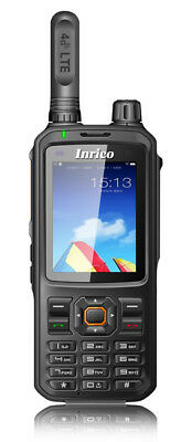Inrico T320 4G WIFI network radio unlimited range license free zello echolink