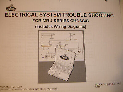 MACK TRUCKS CH CL Series Chis Electrical Service Shop ... on 2001 dodge truck wiring diagram, eaton fuller transmission parts diagram, mack fuse box diagram, 2006 international 4300 truck wiring diagram,