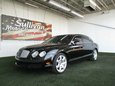 2007 BENTLEY CONTINENTAL FLYING SPUR 4dr Sedan Bentley Continental Flying Spur, Service history, Call Matt 480-628-9965 AZ