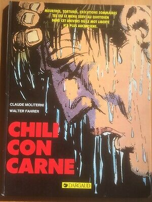 Bd Harry Chase : Chili Con Carne