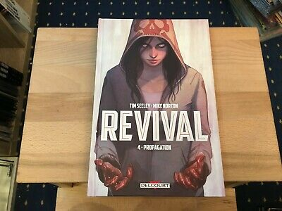 Revival T.4 - Neuf - Eo - Delcourt