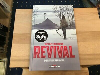 Revival T.1 - Neuf - Eo - Delcourt