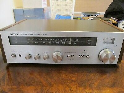 Sony STR1800 AM/FM Stereo Receiver - Made in Japan - Serviced