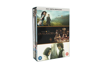 Outlander: Seasons 1-3 (Boxset With  Copy) [DVD]