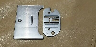 Needle plate and cover for Singer Model 4562 Electronic Sewing Machine