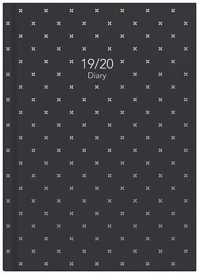 2019-2020 Financial Year Diary Milford Fashion A4 Week to View 441586 Cross