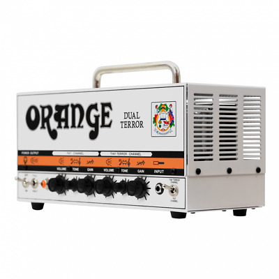 Orange DT30H Dual Terror 30W Twin Channel Guitar Head Amp DT 30