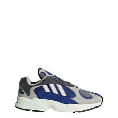 outlet store 19c83 287cd Adidas Originals Yung-1 Sesame Gray Blue Shoes Aq0902 Uk Euro Men s 7-15