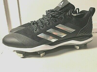 9d433c27776 Adidas Power Alley 5 Men s Metal Baseball Cleats - Size 10 - B39181 (New)
