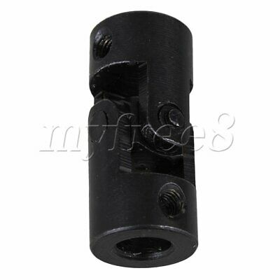 20mm OD 10mm Bore Machinery Universal Joint Couplings Metal Steering Connector