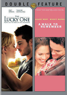 Lucky One / Walk To Remember DVD