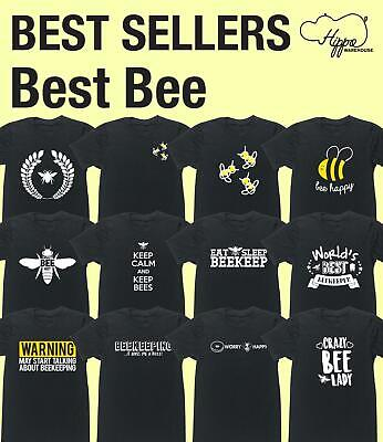 Best Bee unisex t-shirt funny gift present Insect Gift Present Novelty Honey